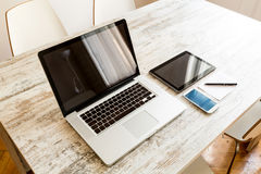 Digital Devices Stock Image