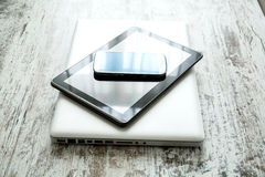 Digital Devices Royalty Free Stock Photo