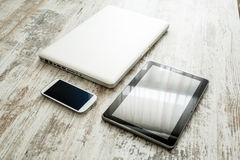 Digital Devices Royalty Free Stock Images
