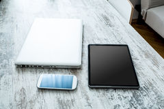 Digital Devices Royalty Free Stock Photography