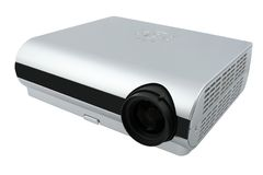 Digital DLP/LCD projector Stock Image