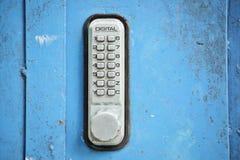 Digital door lock Stock Photos
