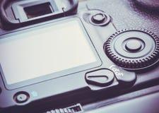 Digital dslr camera Stock Images