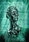 digital dummy för bakgrund Royaltyfri Fotografi