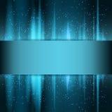 Digital Equalizer. Vector illustration Royalty Free Stock Images