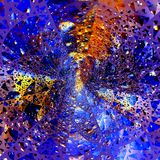 Digital Explosion Royalty Free Stock Photography