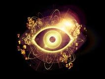 Digital Eye Stock Image