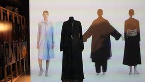 Digital fashion stock footage