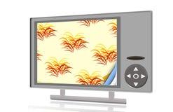 Digital-Feld Lizenzfreies Stockfoto