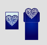Digital  file for laser cutting. Royalty Free Stock Photos