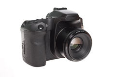 Digital-Fotokamera lizenzfreies stockbild