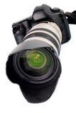 digital fotoprofessionell för kamera Arkivfoton