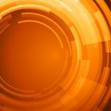 Digital gör sammandrag geometriska linjer cirklar ljus bakgrund och stordian Royaltyfri Foto