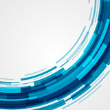 Digital gör sammandrag geometriska linjer ljus vektorbakgrund och stordian Royaltyfria Bilder