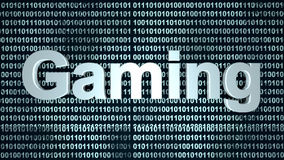 Digital Gaming Stock Images