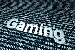 Digital Gaming. 3D rendered Illustration Royalty Free Stock Photos
