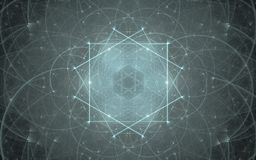 Digital generated image in the form of abstract geometric shapes of various shades and colors for use in web design and computer. Graphics vector illustration