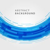 Digital geometric lines abstract vector background. Bright and transparency. Good for Banners, Flyers, Posters, Brochures Stock Image