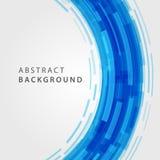 Digital geometriska linjer abstrakt vektorbakgrund Royaltyfria Foton