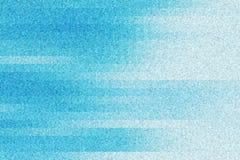 Digital gerou o fundo abstrato azul e branco ilustração stock