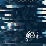 Digital glitch vector abstract background. Vector vector illustration