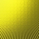 Digital gold background of small colored radiallen waves Royalty Free Stock Photography