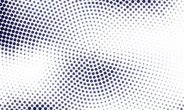 Digital gradient with points. Abstract futuristic panel. Dotted Backgound. Monochrome halftone pattern Vector illustration. Digital gradient with points Royalty Free Stock Photo