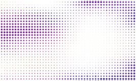 Digital gradient with points. Abstract futuristic panel. Dotted Backgound. Monochrome halftone pattern Vector illustration. Digital gradient with points Stock Photo
