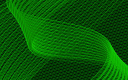 Digital green background Royalty Free Stock Image