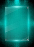 Digital green background Stock Photography