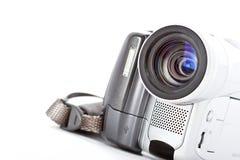 digital hand för camcoder Arkivfoton