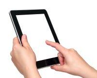 digital handtablet Royaltyfri Foto