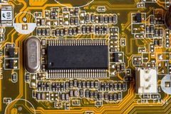 Digital hardware closeup Royalty Free Stock Photography