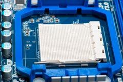 Digital hardware closeup Stock Photo