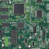 Digital hardware closeup Stock Image