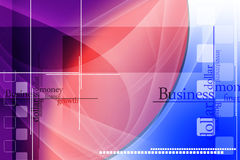 Digital-Hintergrund Stockbild