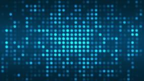 Digital-Hintergrund, Schleife stock abbildung