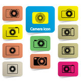 Digital icon Royalty Free Stock Photo
