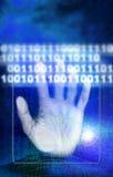 Digital-Identität Lizenzfreie Stockfotografie