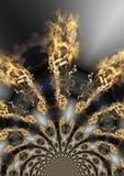 Digital Illustration of the Euro Crysis. Digital 3D Illustration of the Euro Crysis Royalty Free Stock Photography