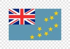 Tuvalu - National Flag vector illustration