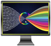 Digital Imaging Royalty Free Stock Image