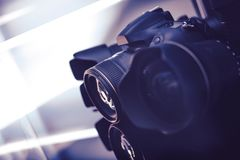Digital Imaging Technogies Royalty Free Stock Photos