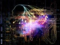Digital Intelligence Stock Photo