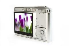 digital kamera Royaltyfri Bild