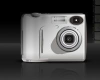 digital kamera stock illustrationer