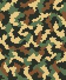 Digital kamouflage 2 Royaltyfri Foto