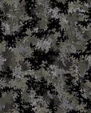 Digital kamouflagemodell Fotografering för Bildbyråer