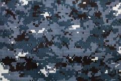 Digital kamouflagemodell Royaltyfri Bild