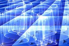 digital kaos Arkivbilder